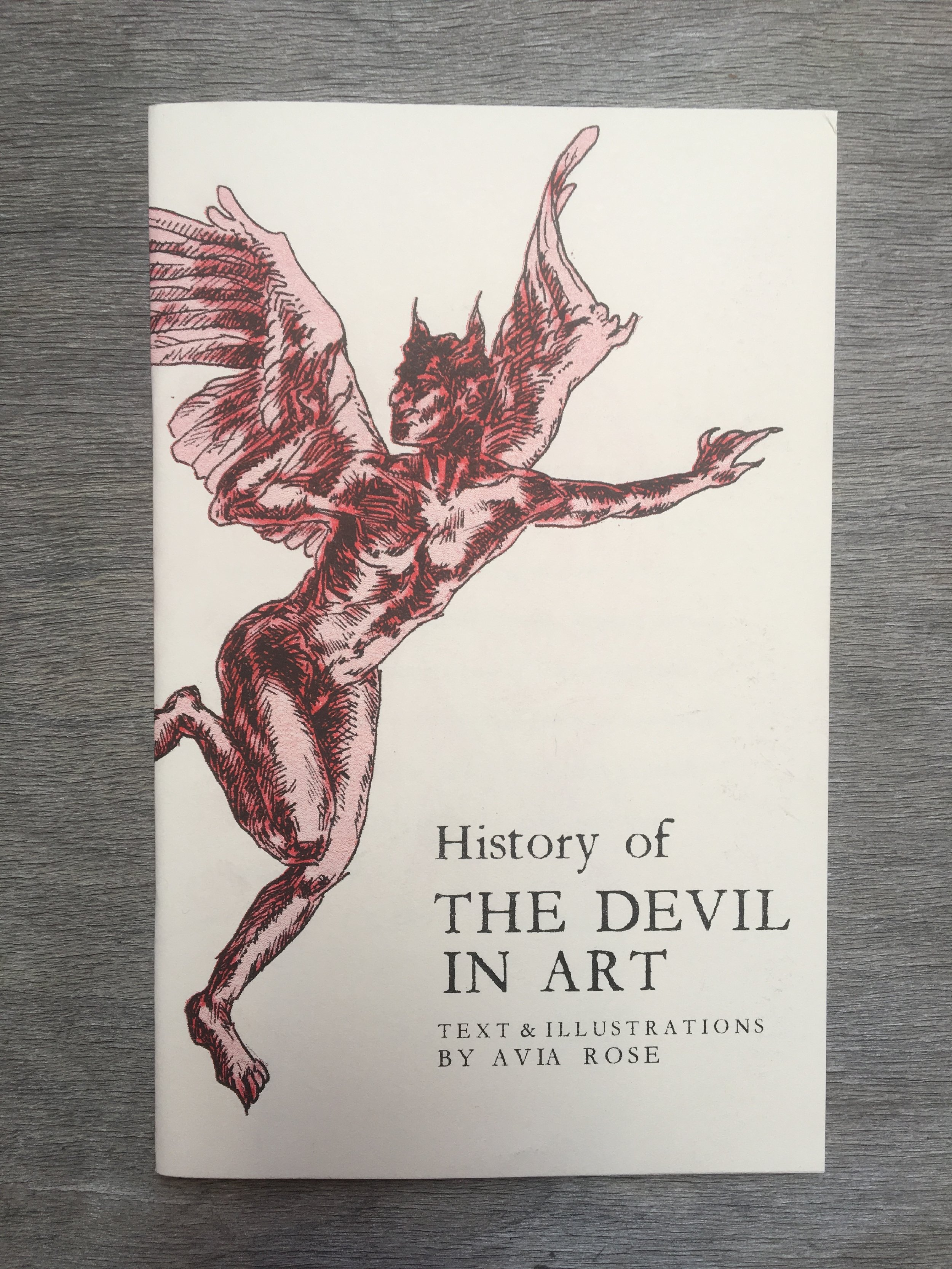 History of the Devil in Art by Avia Rose - 36 pg4.5