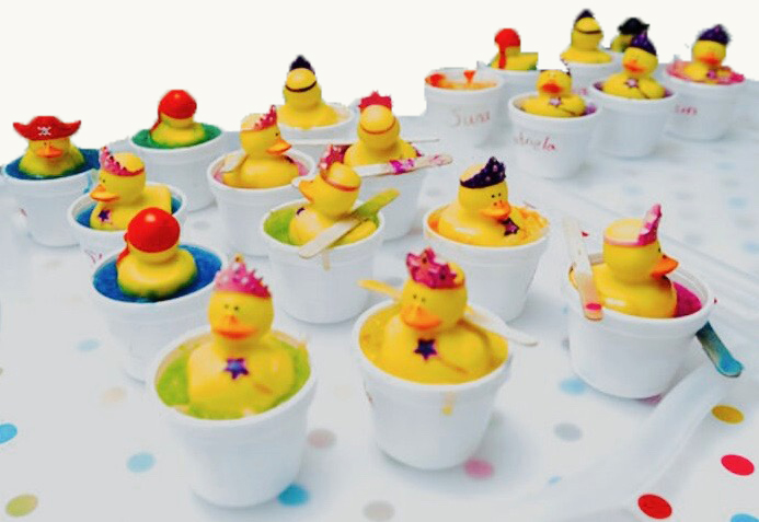 Copy of 15 organic duck soap made at luvlybubbly