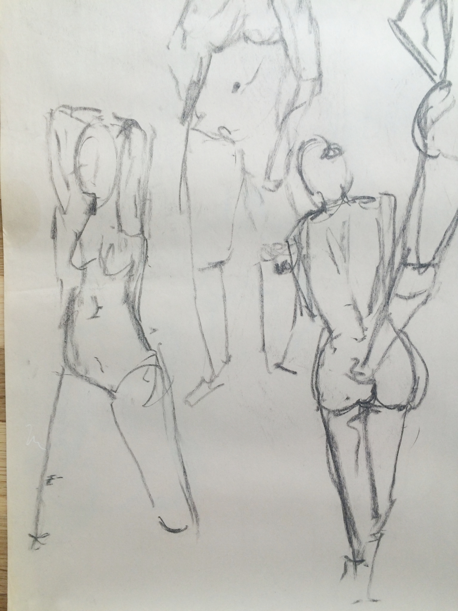 60 second sketches