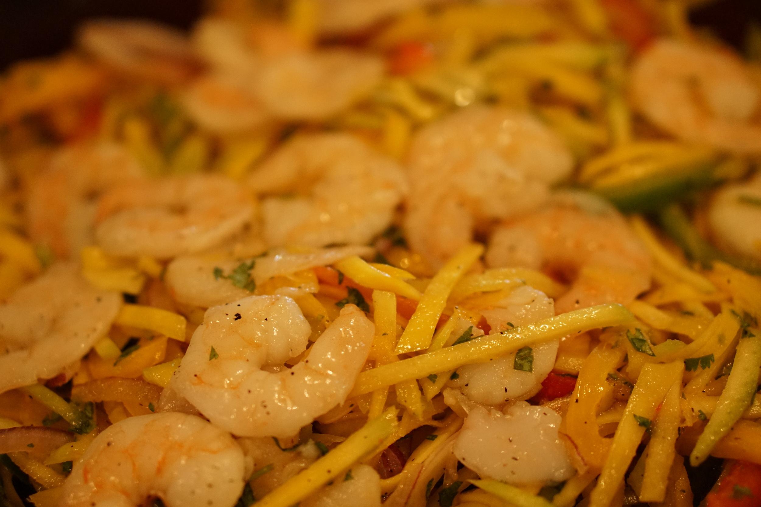 Mango Salad with Shrimp.JPG