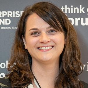 Hannah Webb   Business & Consumer Services, Talent/HR Management, BPO Senior Vice President,  Enterprise Ireland