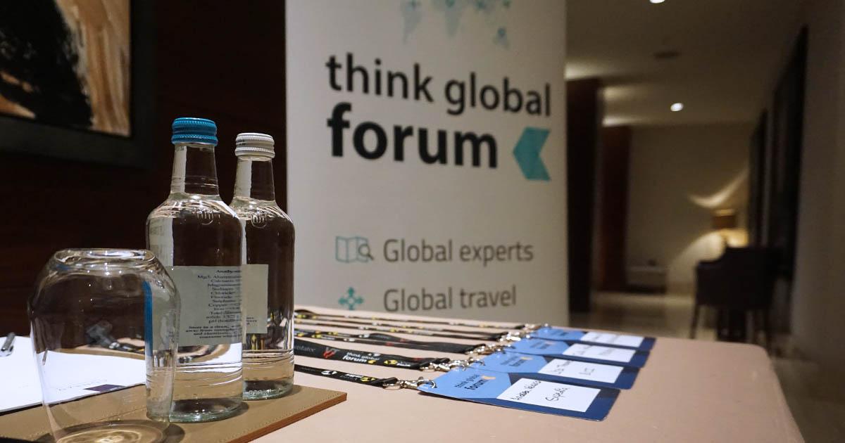 Think Global Forum Travel London Name Badges.jpg