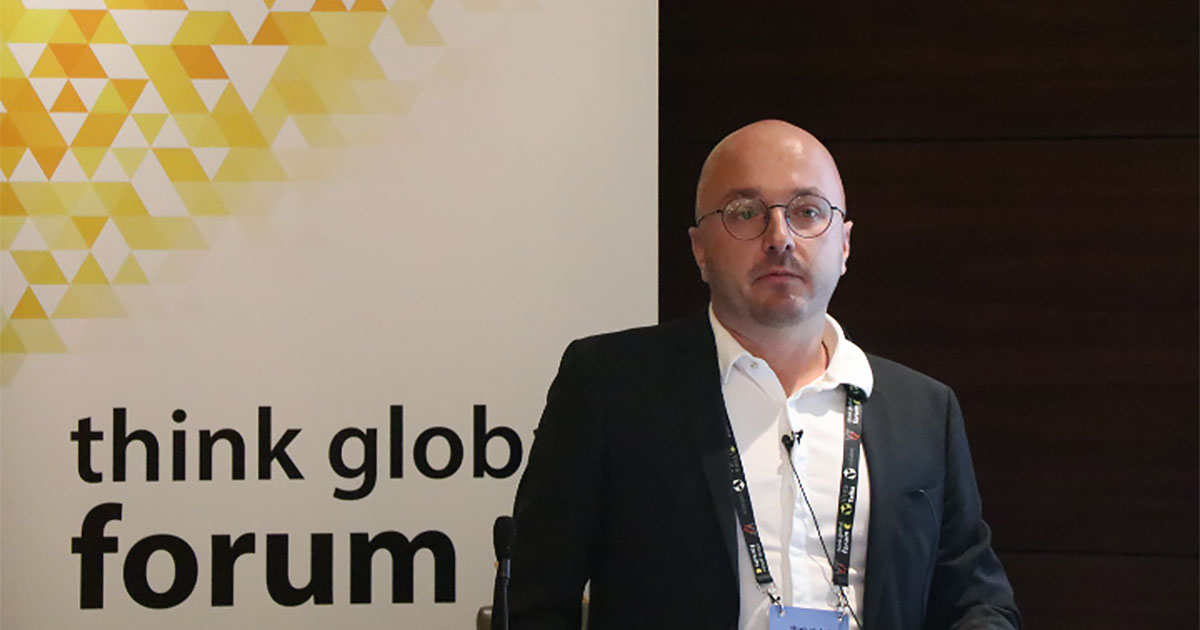 Think Global Forum Travel London Tom Raczka Intercontinental Hotels Group.jpg