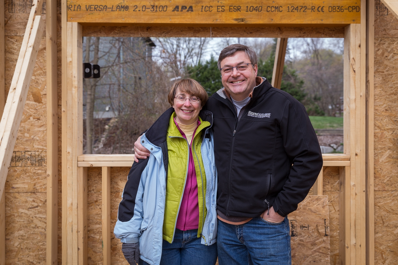 Susan & Brad Keyes