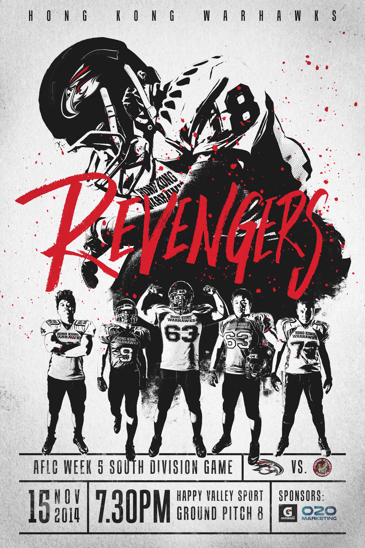 Warhawks 'Revengers'