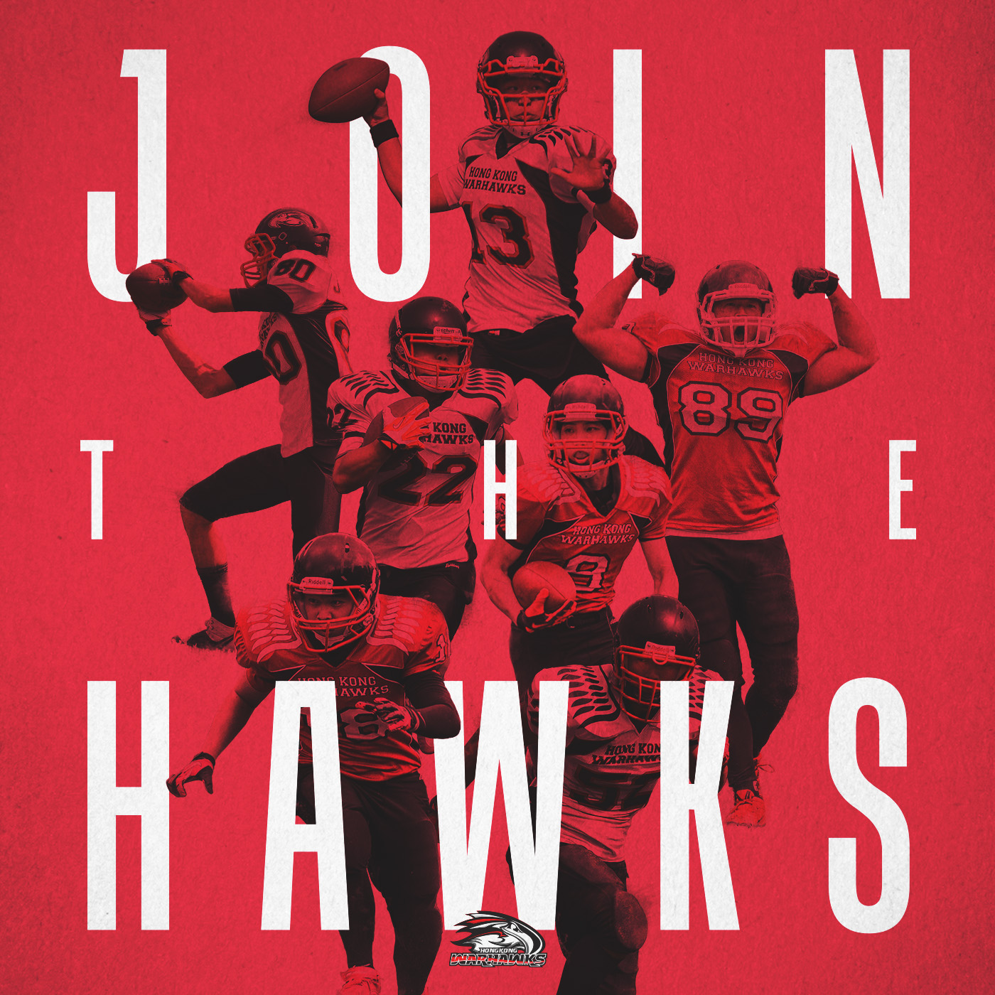 Join The Hawks