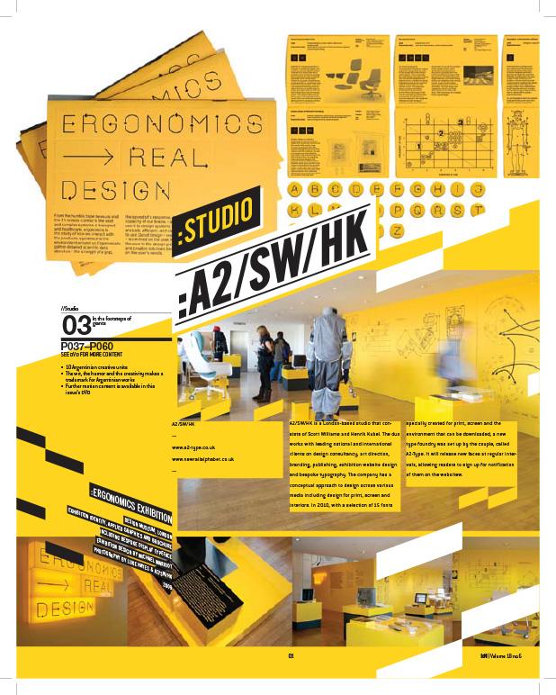 IdN magazine 2012