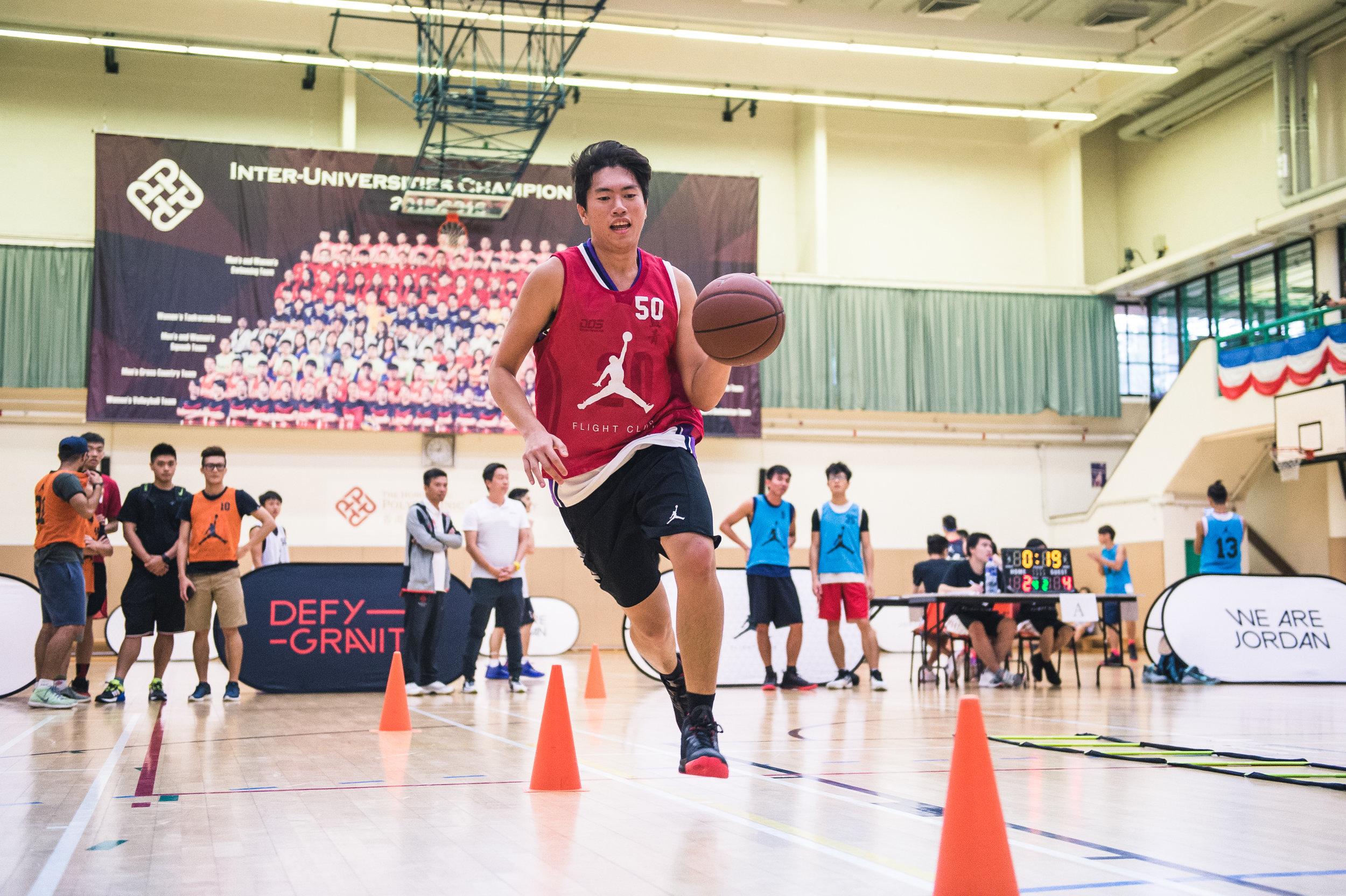 Wellness in Action x Jordan 2016