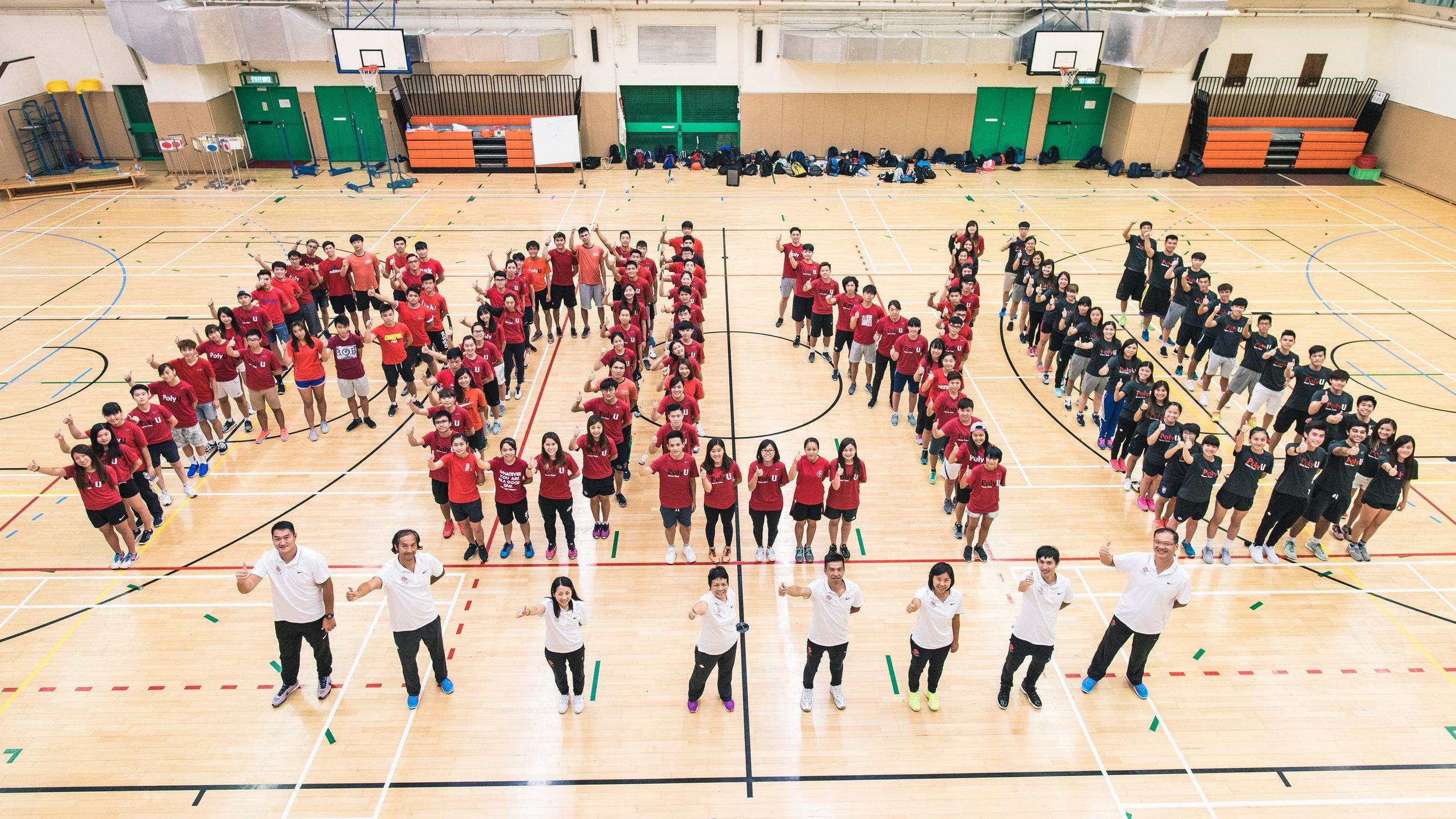 PolyU Sports Team O-Day 2016