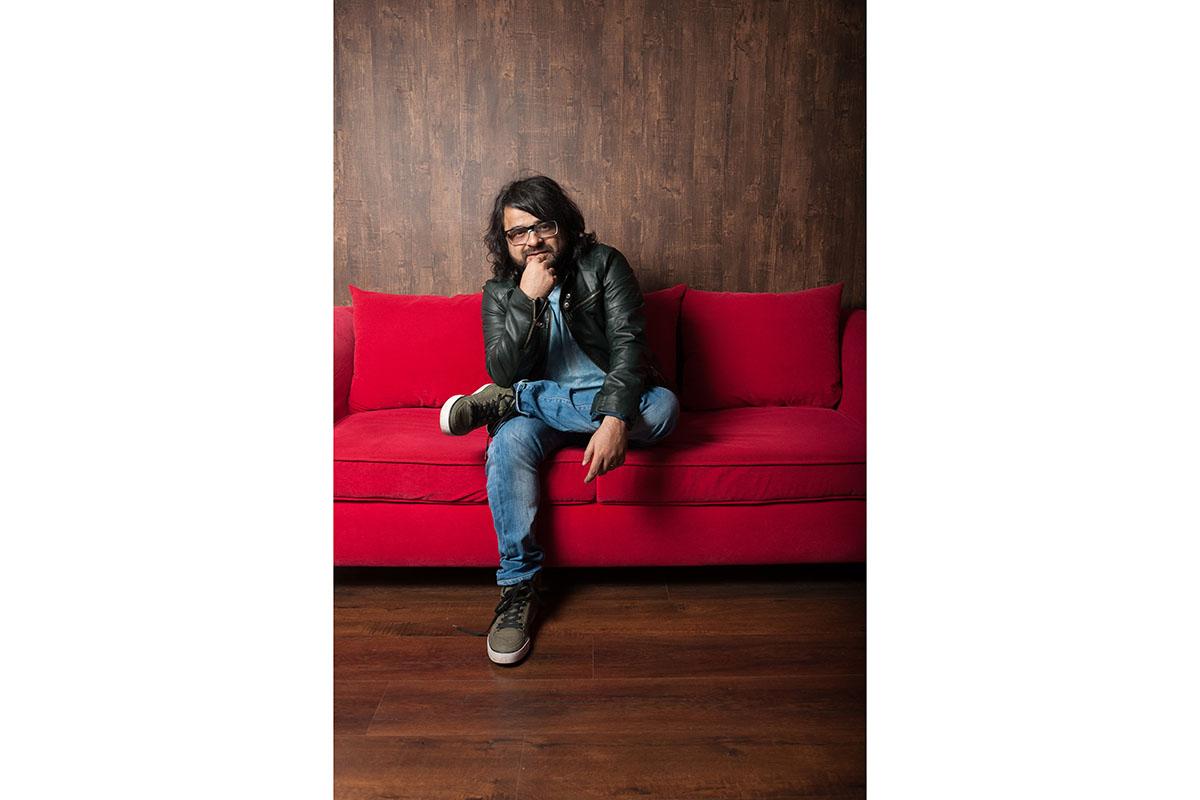 Pritam Chakraborty for Score Magazine (May 2015)