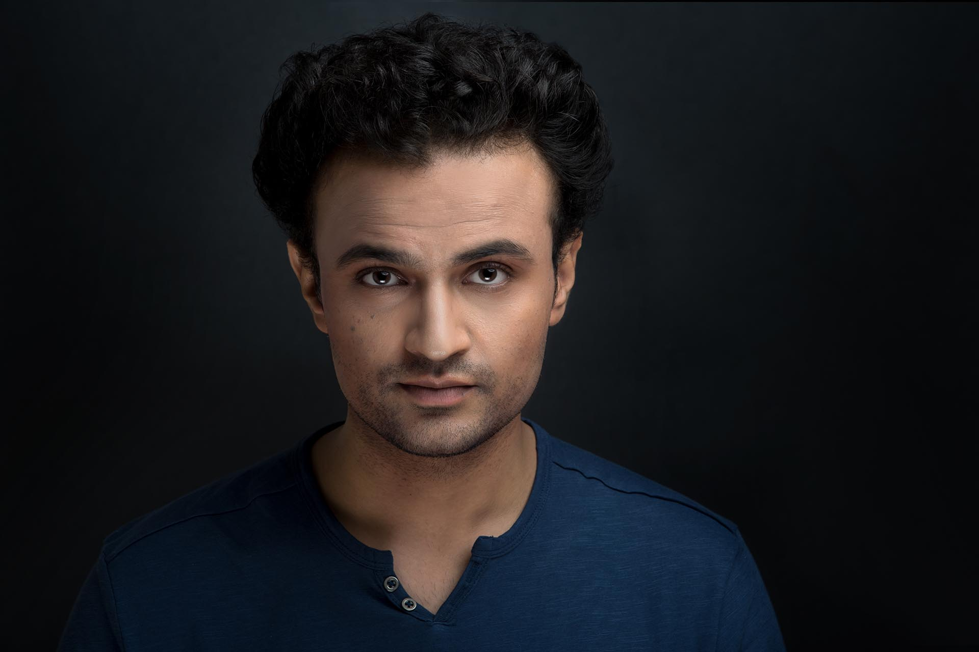 Abhishek Deswal, Actor.