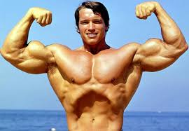 Flexing is important to building muscle.