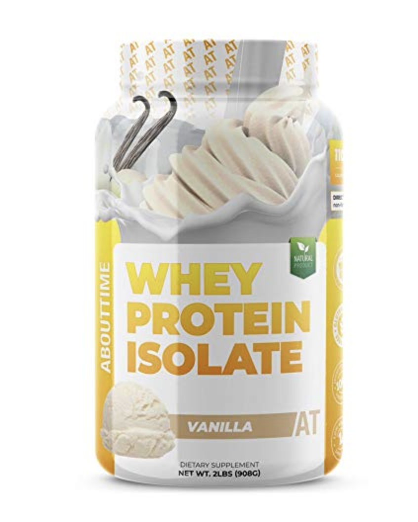 whey protein isolate - jtab training