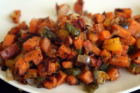 sweet potato hash popsugar.jpg