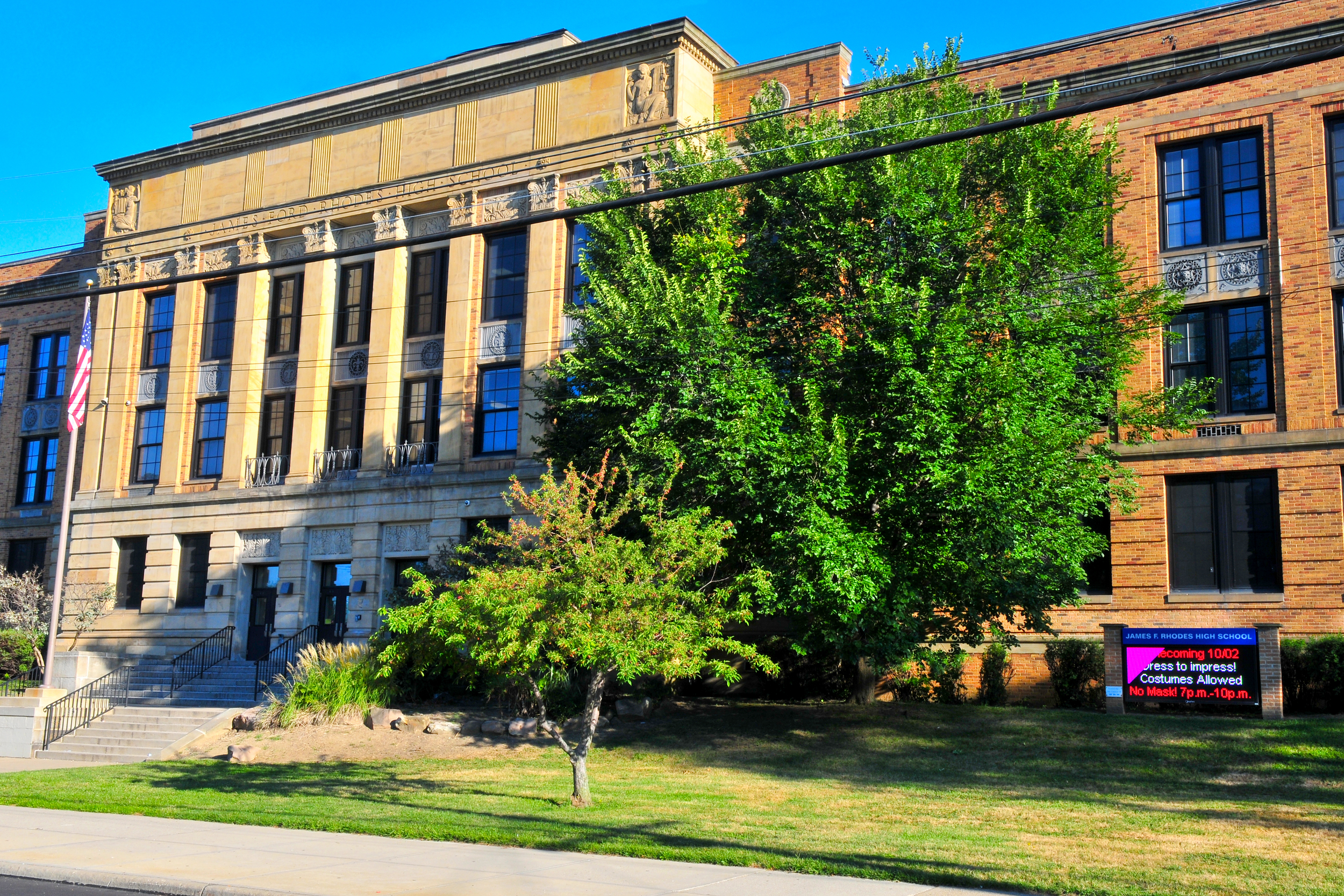 James F. Rhodes High School