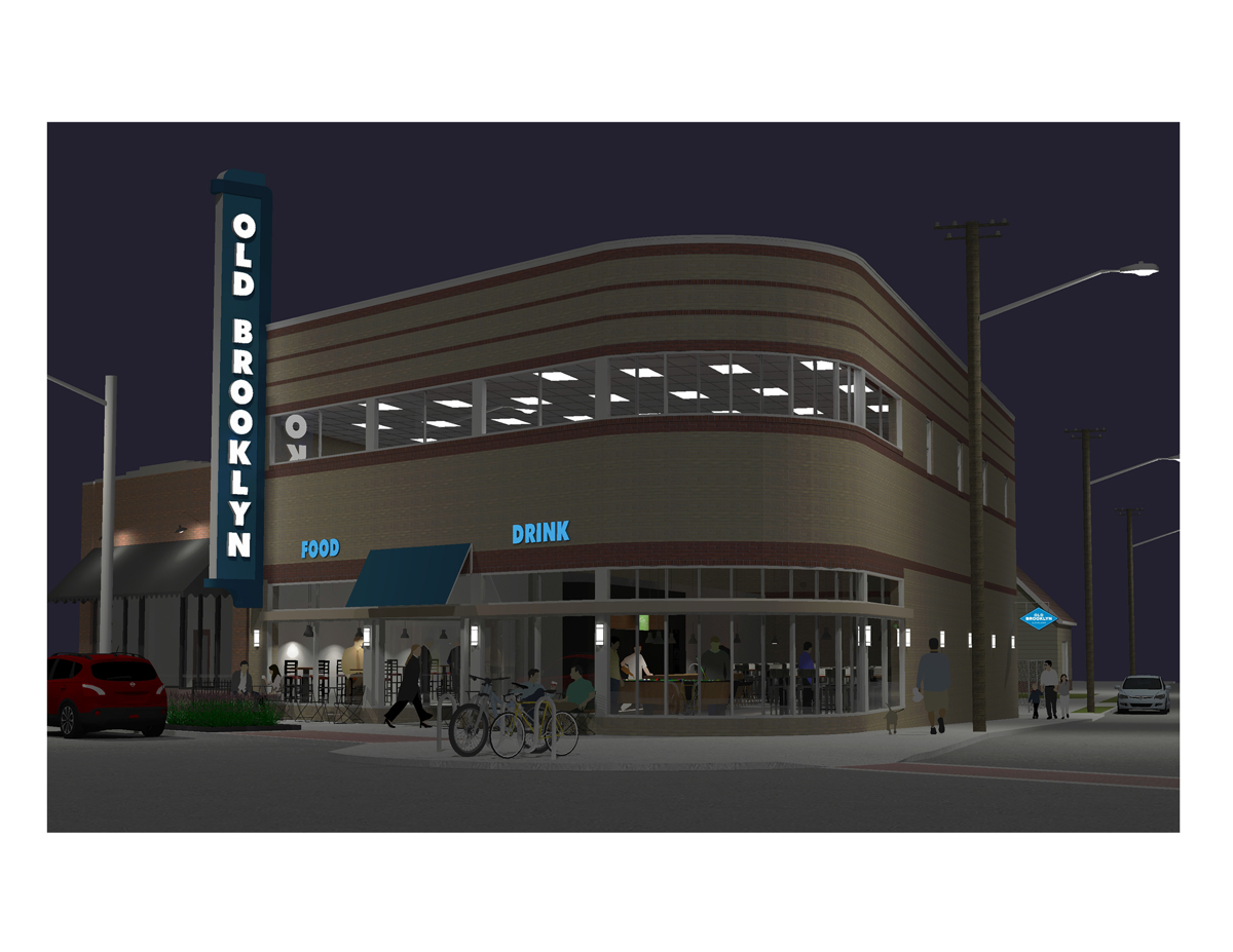 Artist rendering of future OBCDC headquarters.