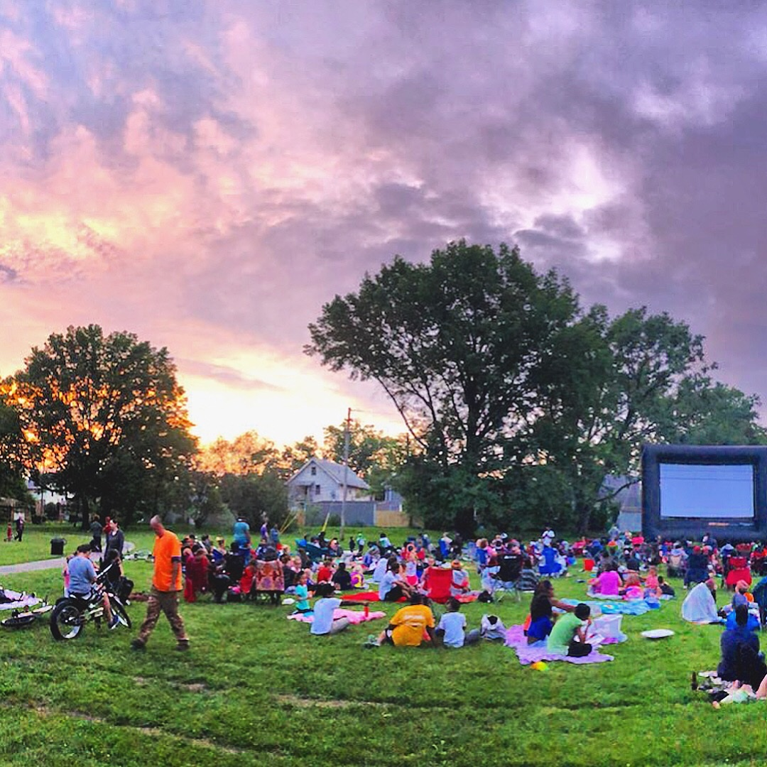 2019 Cleveland Summer Cinema - Sponsored by Hughies Event Production ServicesTuesday Nights at Loew ParkJune 18 - August 13 (No movie July 9)Showtime at 7:00pmBack for its 5th season, Old Brooklyn is home to Cleveland's premiere outdoor summer movie series. This year, we've decided to bring Cleveland Summer Cinema back to its roots: movies, family, and community.Join friends from near and far at Loew Park each Tuesday for summer blockbusters, classics, and animated favorites.New for 2019 is Cleveland's largest LED movie screen to allow for movies to screen at 7:00pm!
