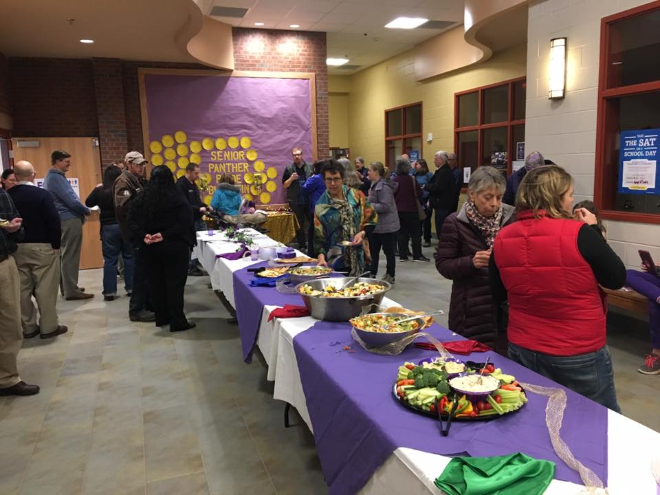 As you can see this was a festive night celebrating our wonderful community Artists and Volunteers. If you would like to be a volunteer, please email us at info@friendsofmascoma.org.