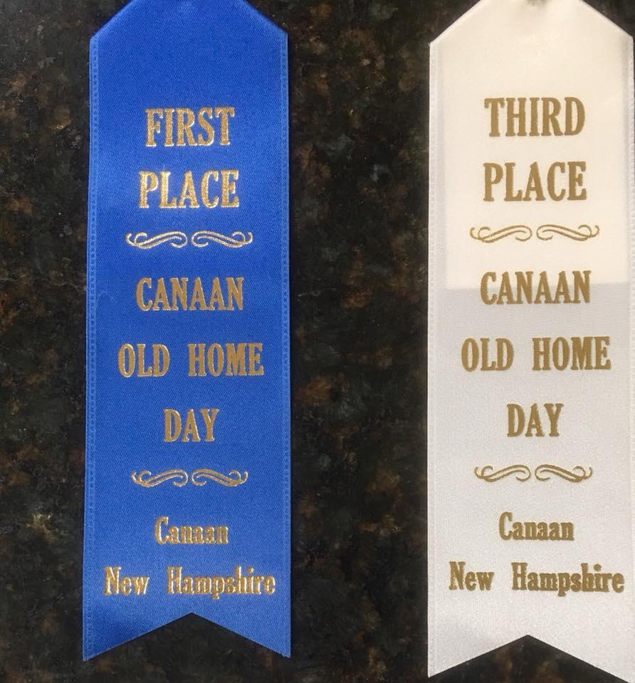 We even won a few prizes.
