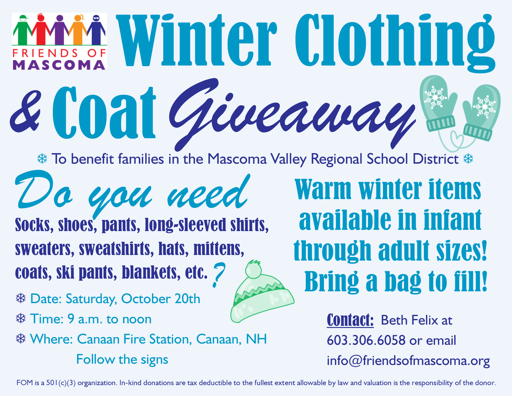Winter Clothing Drive Distribution 2018.png