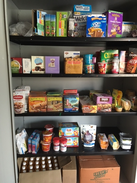 Snack Cupboard