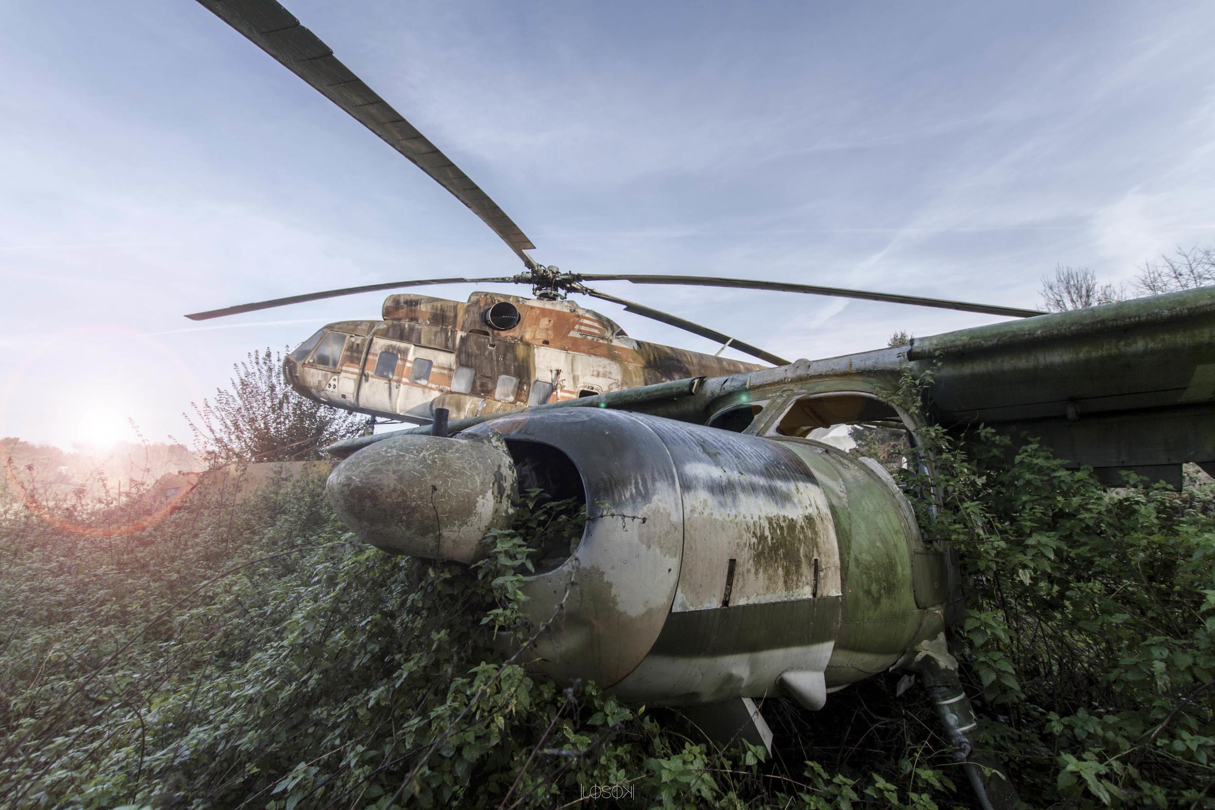 - Abandoned Military Stuff - DE -