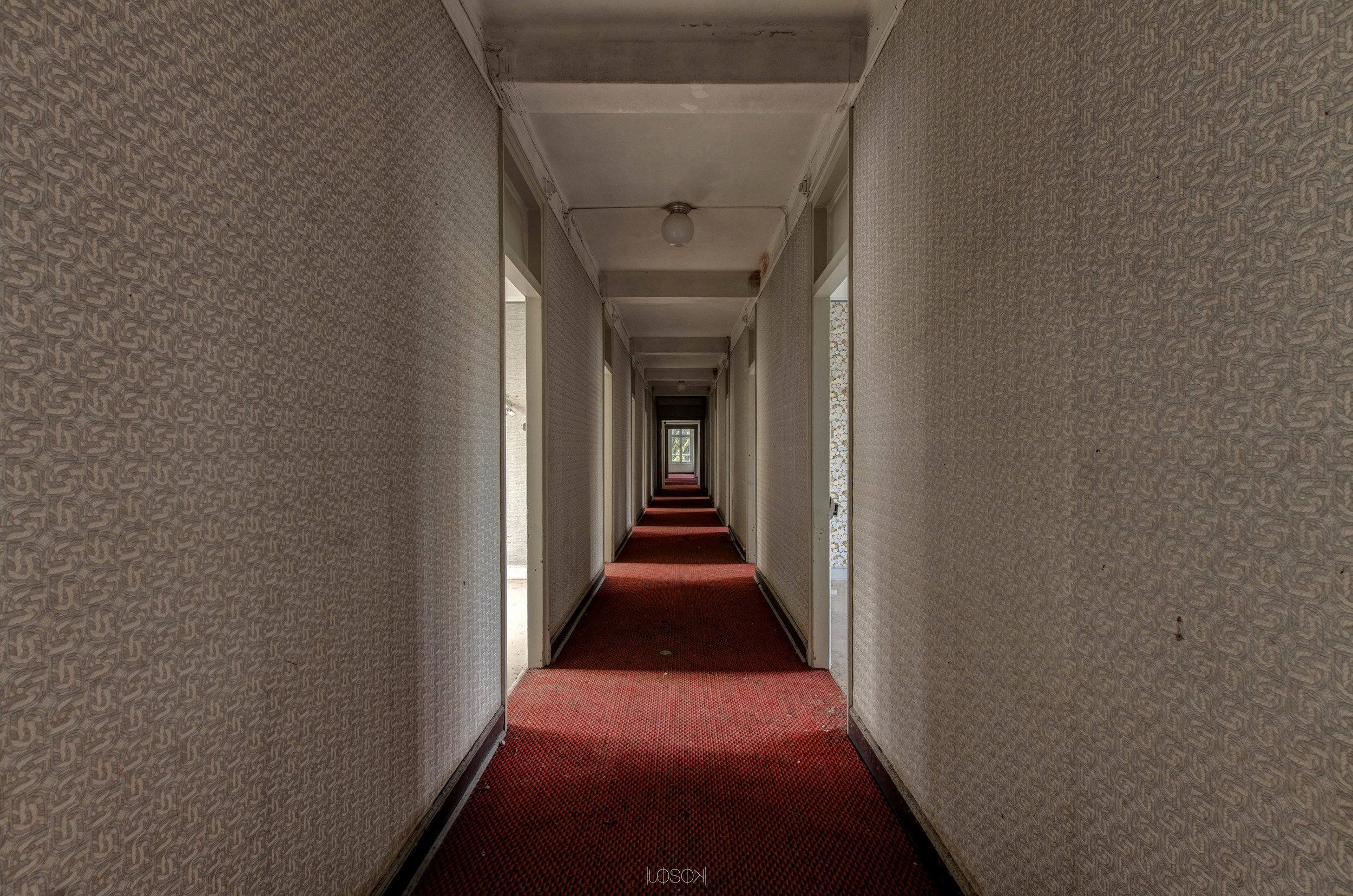 - Abandoned Thermal Hotel - FR -