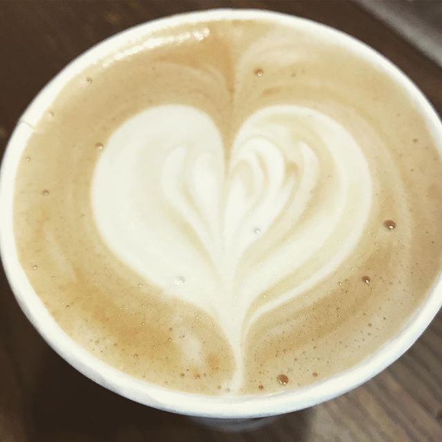 Stop by and get a latte...open until 9:00pm @downtownelkhart #gatewaymile #citywithaheart #latteart #elkhart #theelkhartbrew #coffeehouse #coffee #downtownelkhart