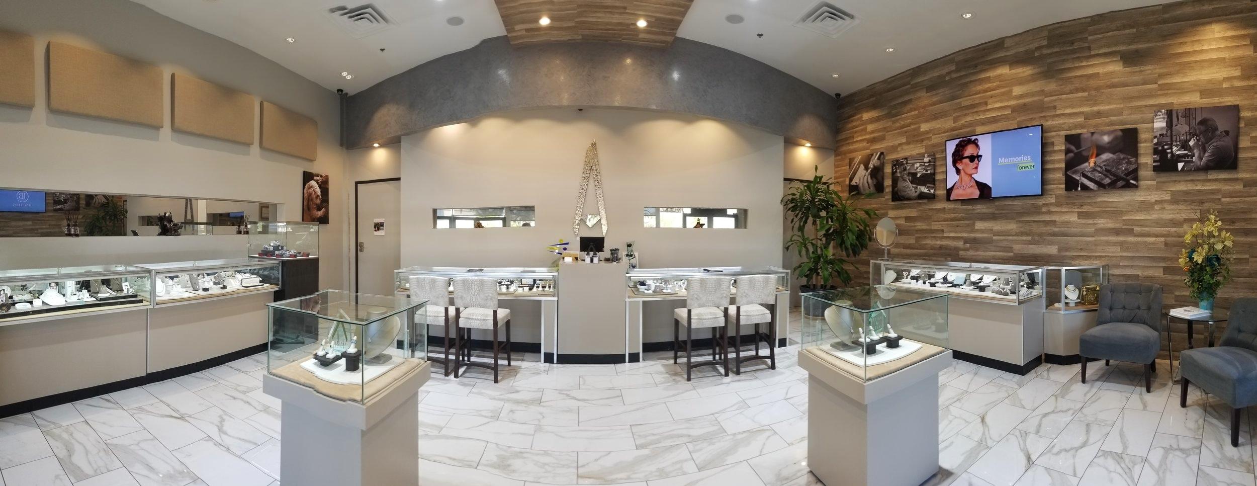 JB Jewelers Showroom