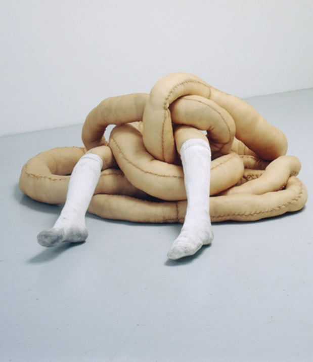 Julia Bornefeld's piece