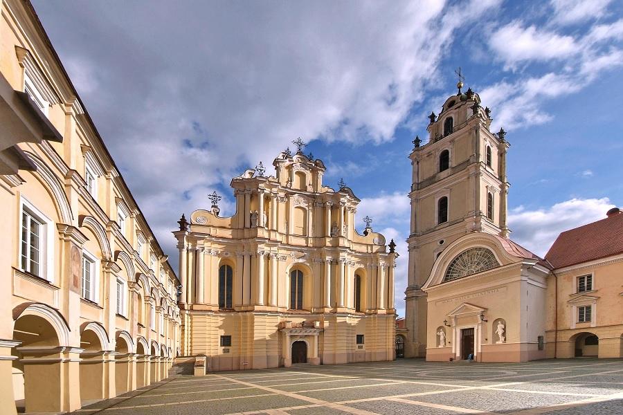 St. John's church, Vilnius
