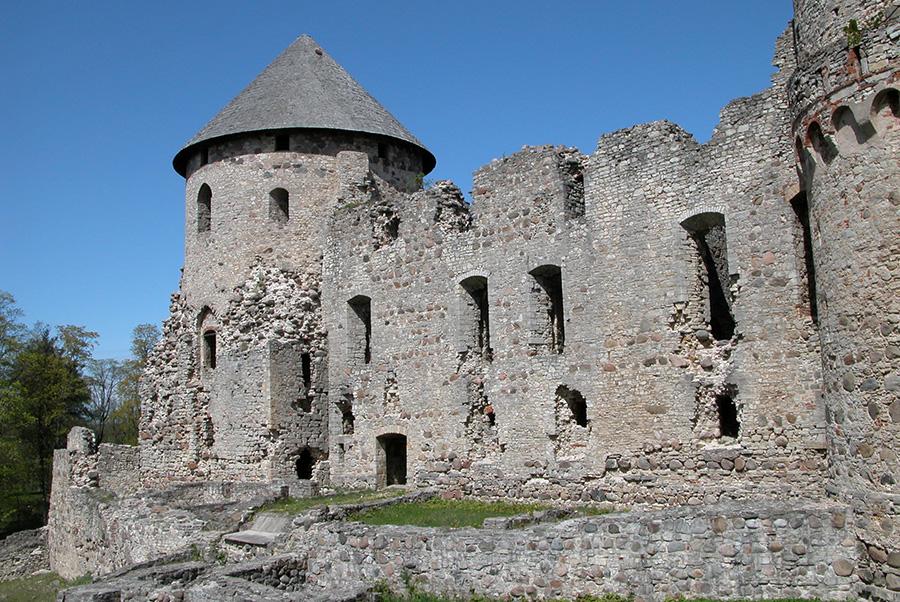 Cesis Medieval Castle