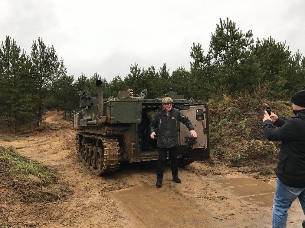 military tank driving Vilnius.jpg