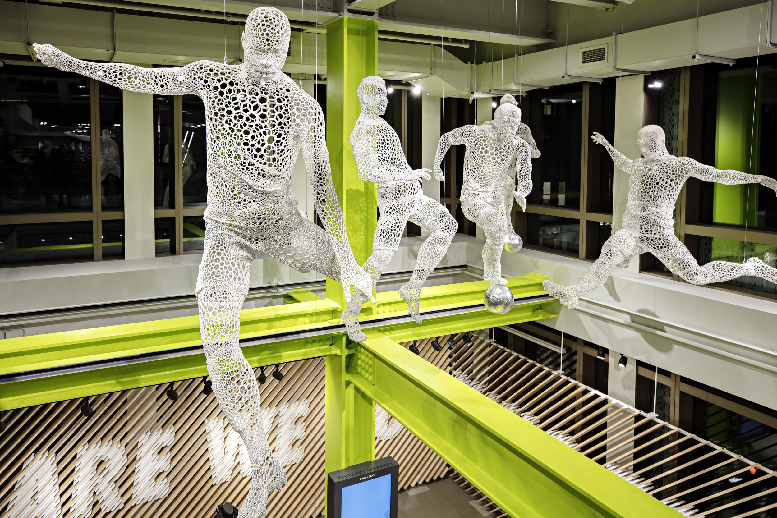 SOHO INSTALL    NikeTown, New York, NY  |  2016