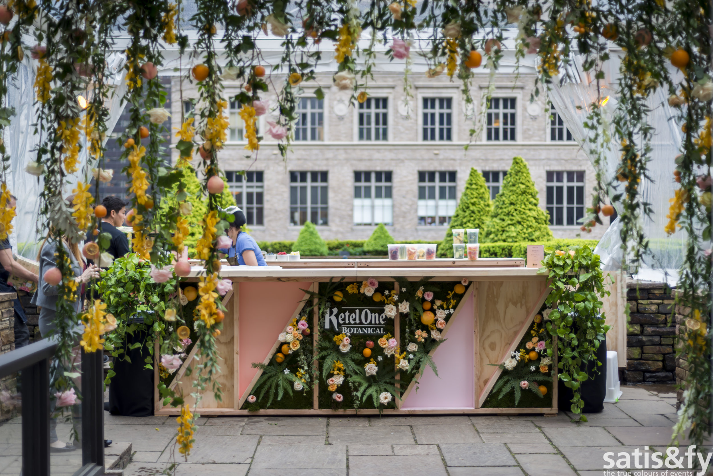 KETEL ONE BOTANICAL    NEW YORK, NY | 2018
