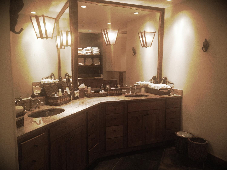 Dream Bathroom Counter