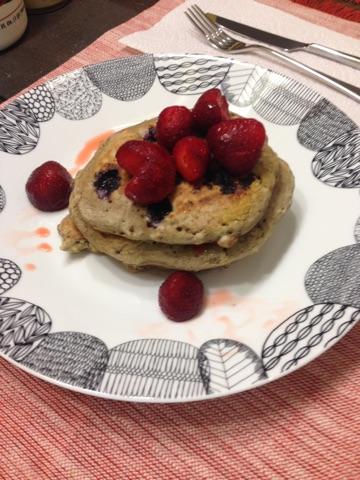 """""""Healthy"""" Tasting pancakes"""