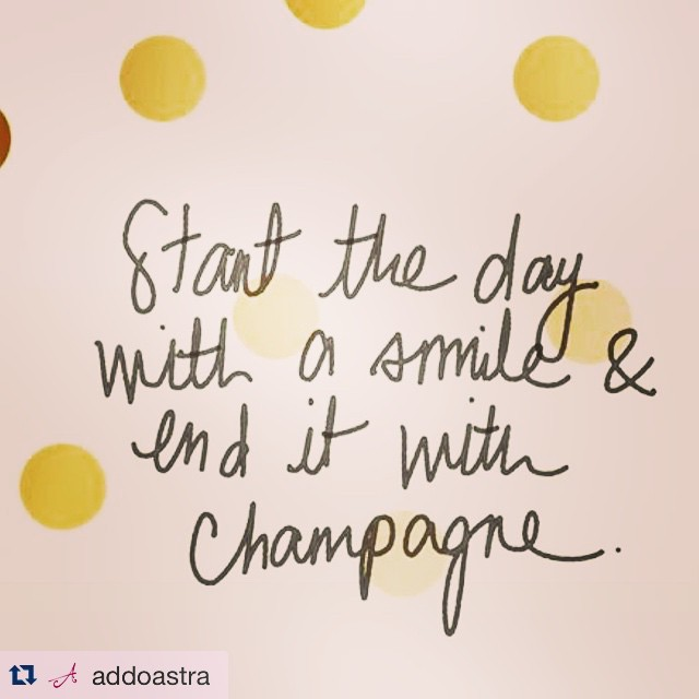 #Repost @addoastra with @repostapp. ・・・ Happy Friday!! #lifemotto #pearlsandpeonies #fizzfriday