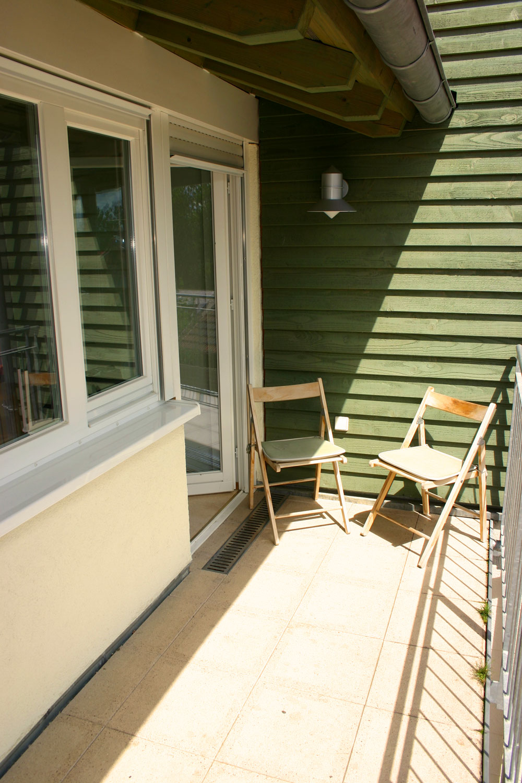 Balkon Wohnung I