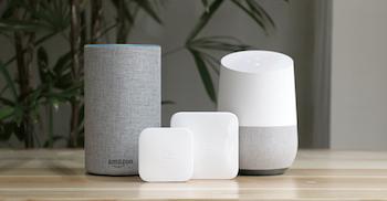 Amazon EchoとNature Remo