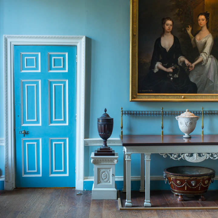 Kenwood House Blue