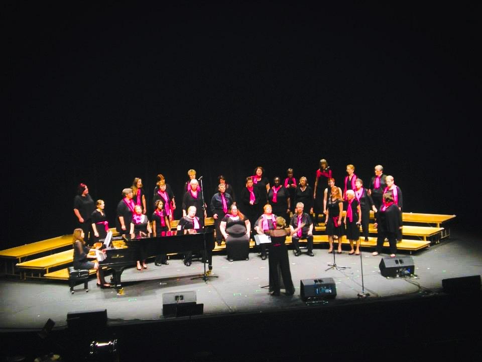 Sistrum: Lansing Women's Chorus