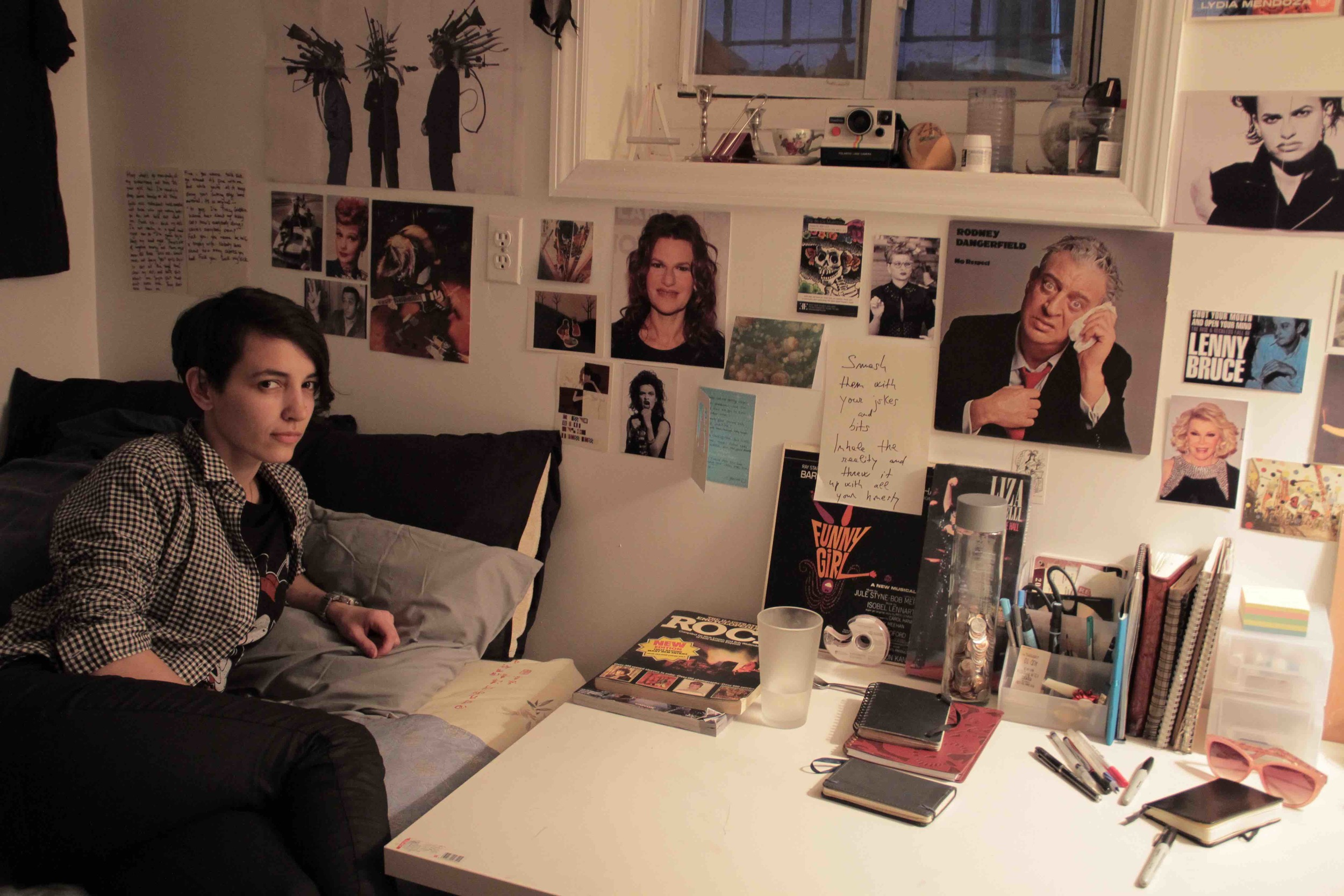 production designer Andreea Drogeanu on MUCK set - photo credit Andreea Drogeanu.jpg