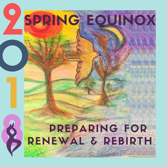 Looking forward to welcoming in the spring this week.  Join us for practice whether you are needing to Amp up your energy or centering yourself...we have something for you.  Hatha 9:30am & 4:15pm and 6pm Empower Flow.  #essenciayoga #springequinox #yogaforall #yogainwheaton #vernalequinox #balance
