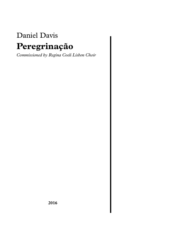 Peregrinação (2016)