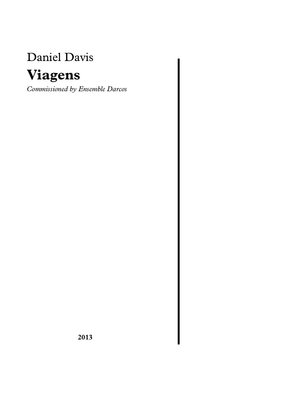 Viagens (2013)