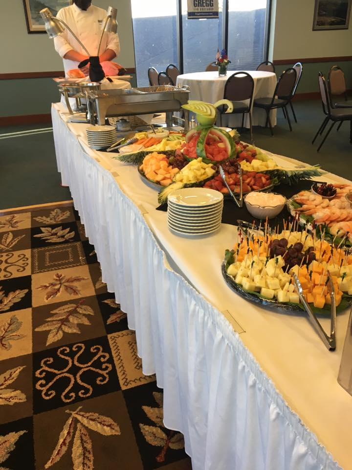 Full Catering Services - ON-SITE OR REMOTE LOCATIONS— CONTACT US FOR ALL YOUR CATERING NEEDS !
