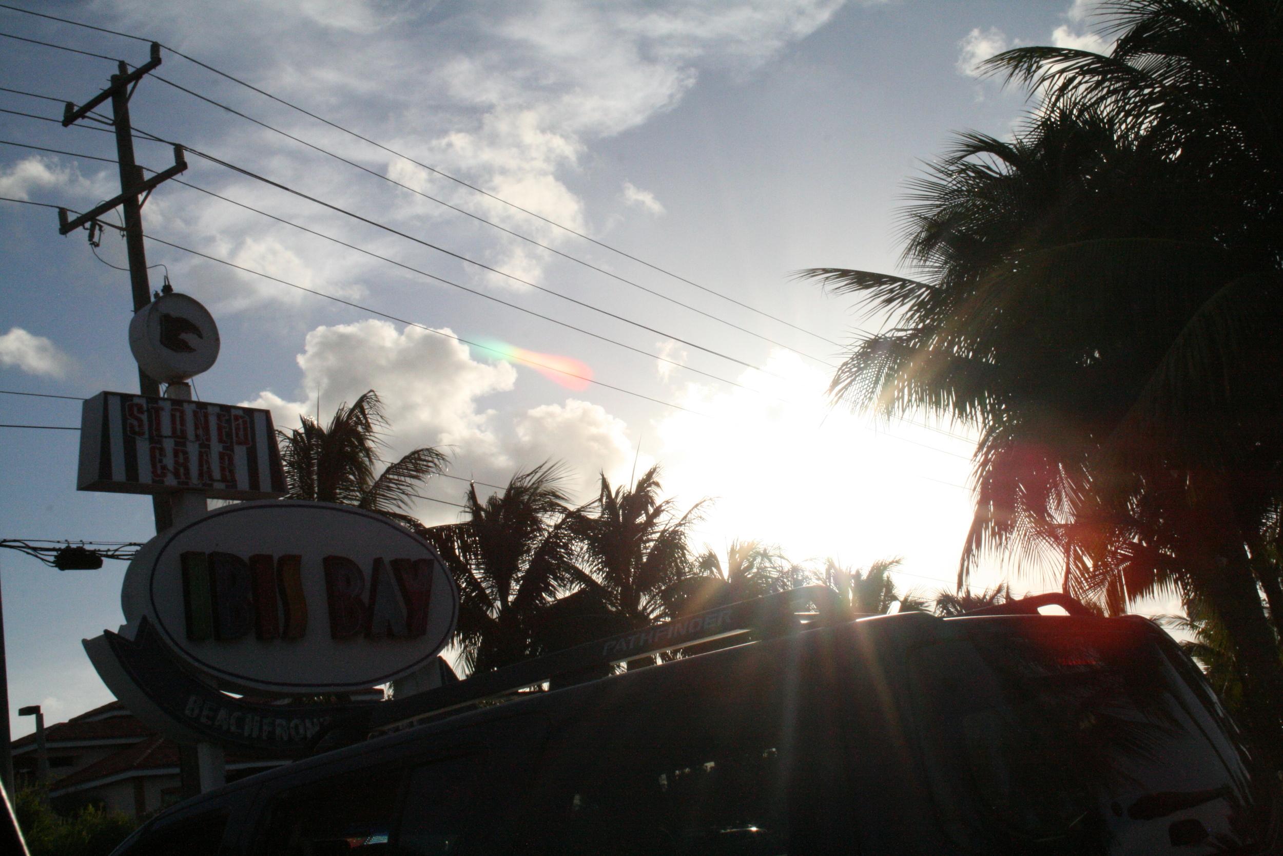 Taken at sunset on Key West