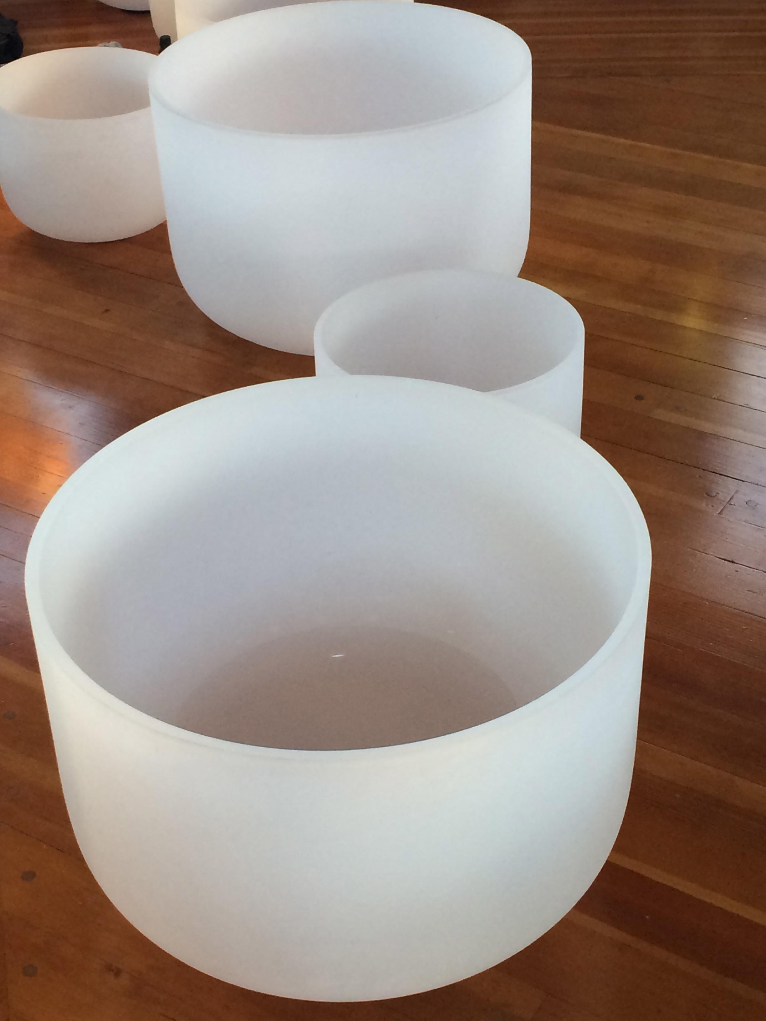 Sound Bath Crystal Bowls
