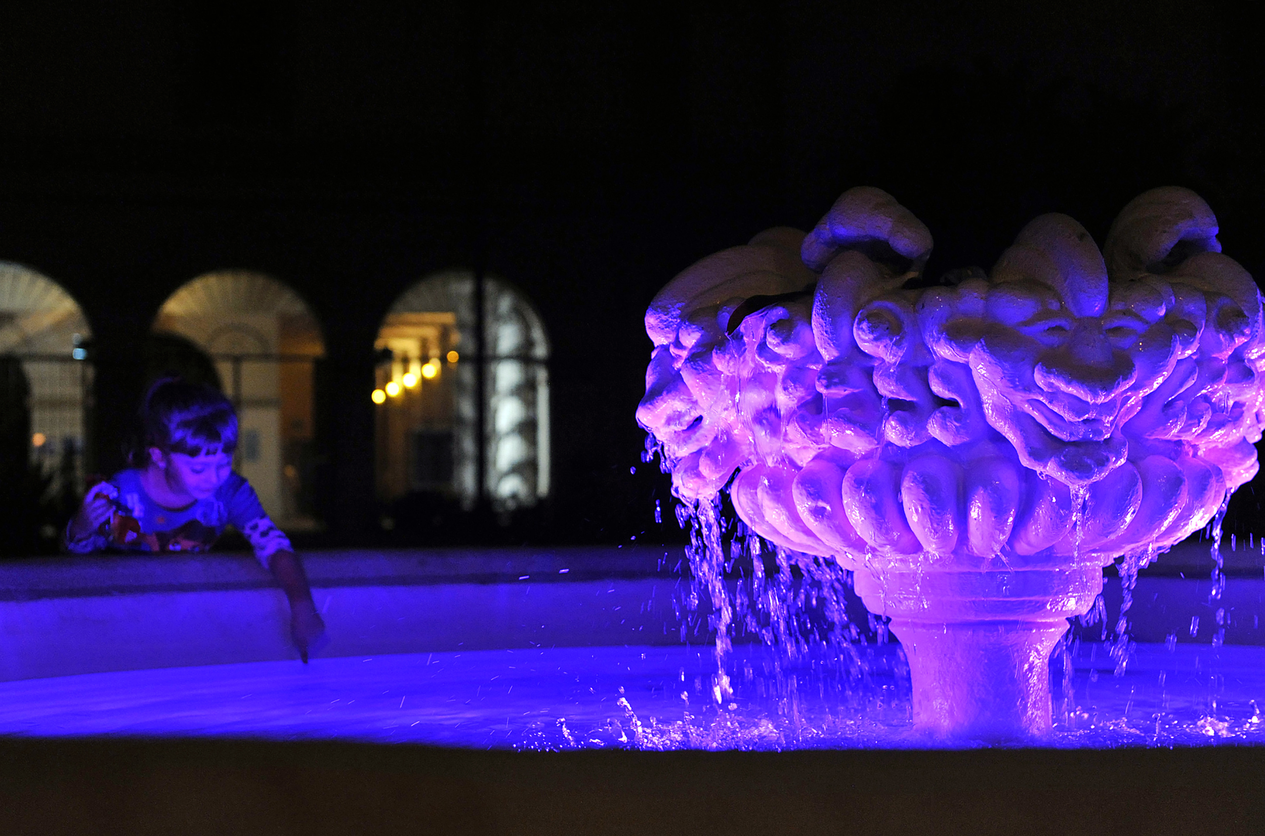 The Night Fountain